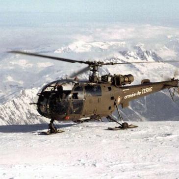 Hélicoptère Alouette (5 de 5)